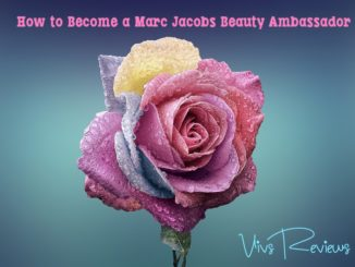 how to be marc jacobs beauty ambassador