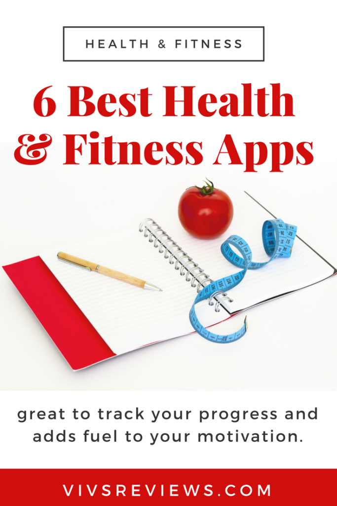 6 Best Health and Fitness Apps
