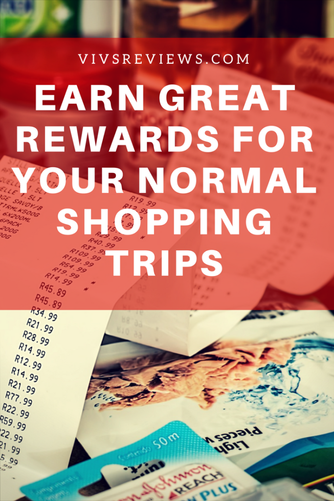 Earn Great Rewards for Your Normal Shopping Trips