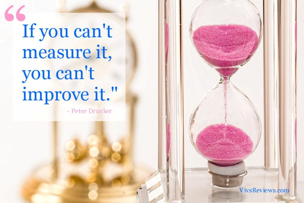 measure to improve quote