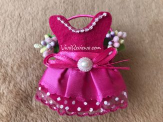 DIY Baby Shower Party Favor Bag