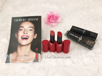 Giorgio Armani Ecstacy Shine Lipstick